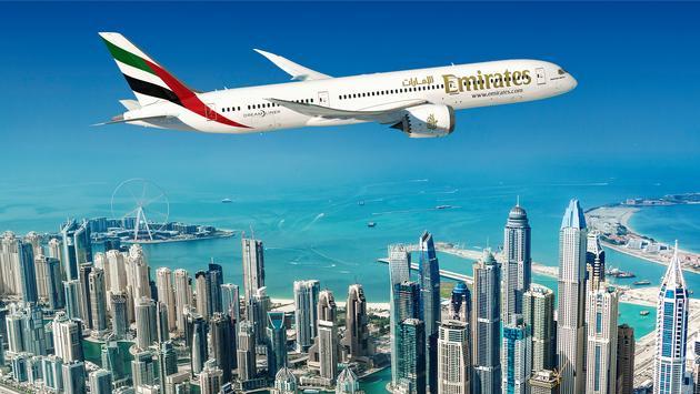 Dubai – Bangkok again on Emirates with COVID-19 medical expenses included