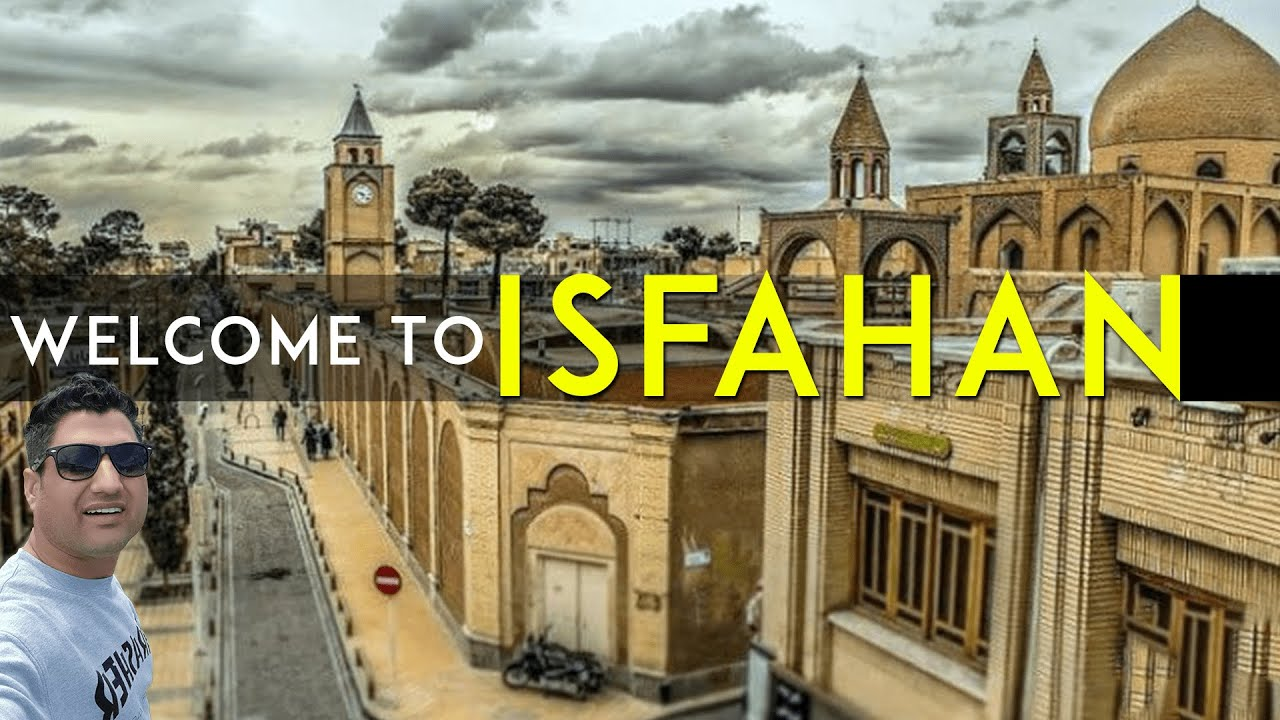 Exploring Isfahan City in Iran | Travel Guide to Isfahan