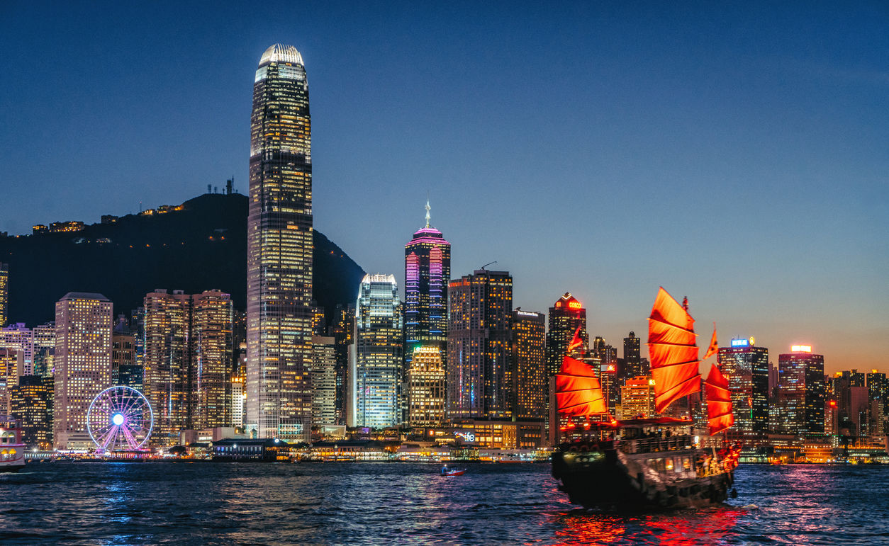 Hong Kong Considers Reopening Borders With 11 Countries