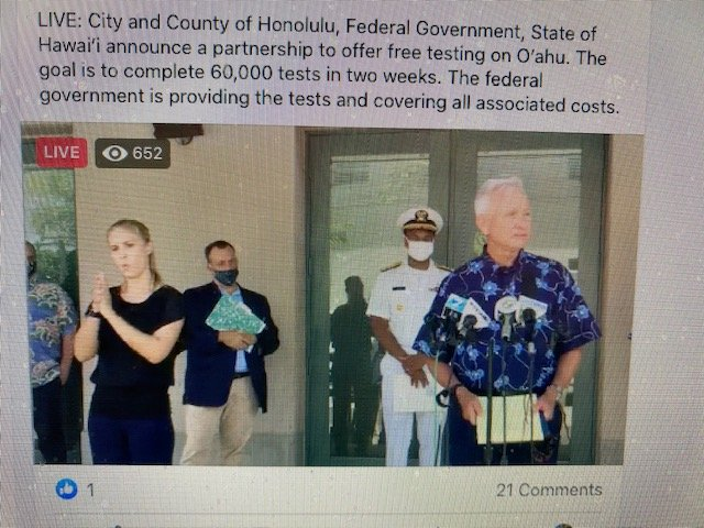 Honolulu shutting down for tourists and residents as of Thursday