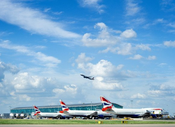 Is London Heathrow becoming a second grade airport?