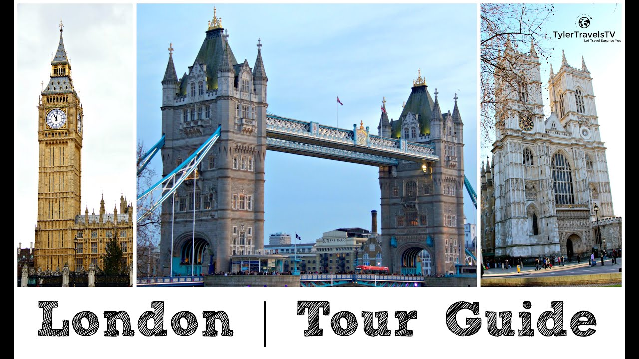 London   Travel Guide & Overview   HD 1080p