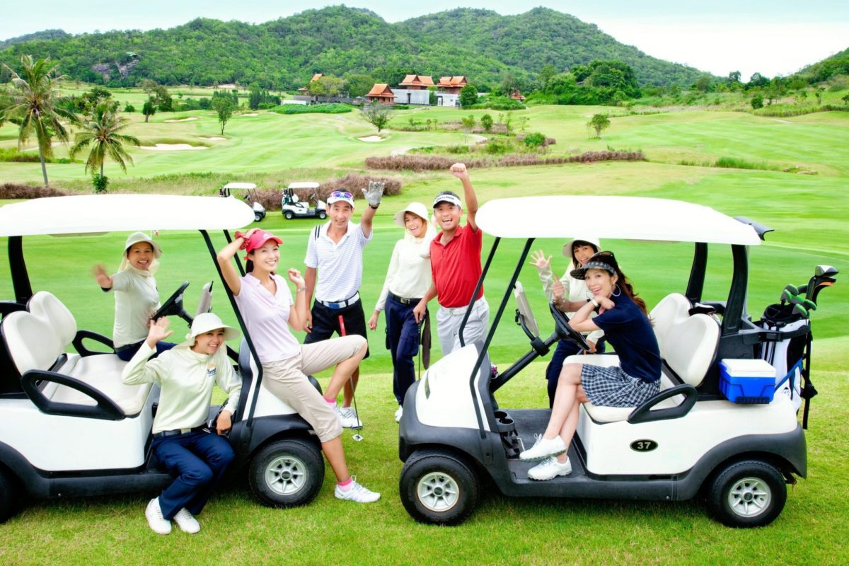 Teeing it off! Thai Golf Passport unveiled