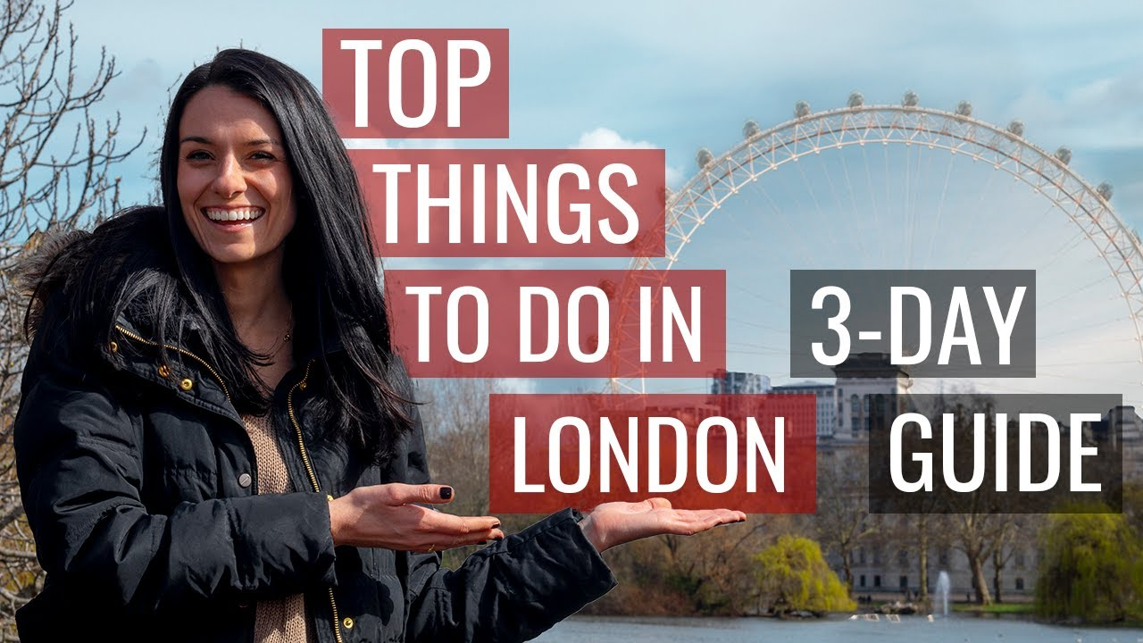 Top Things to Do in London 2019 | London Travel Guide | Love and London